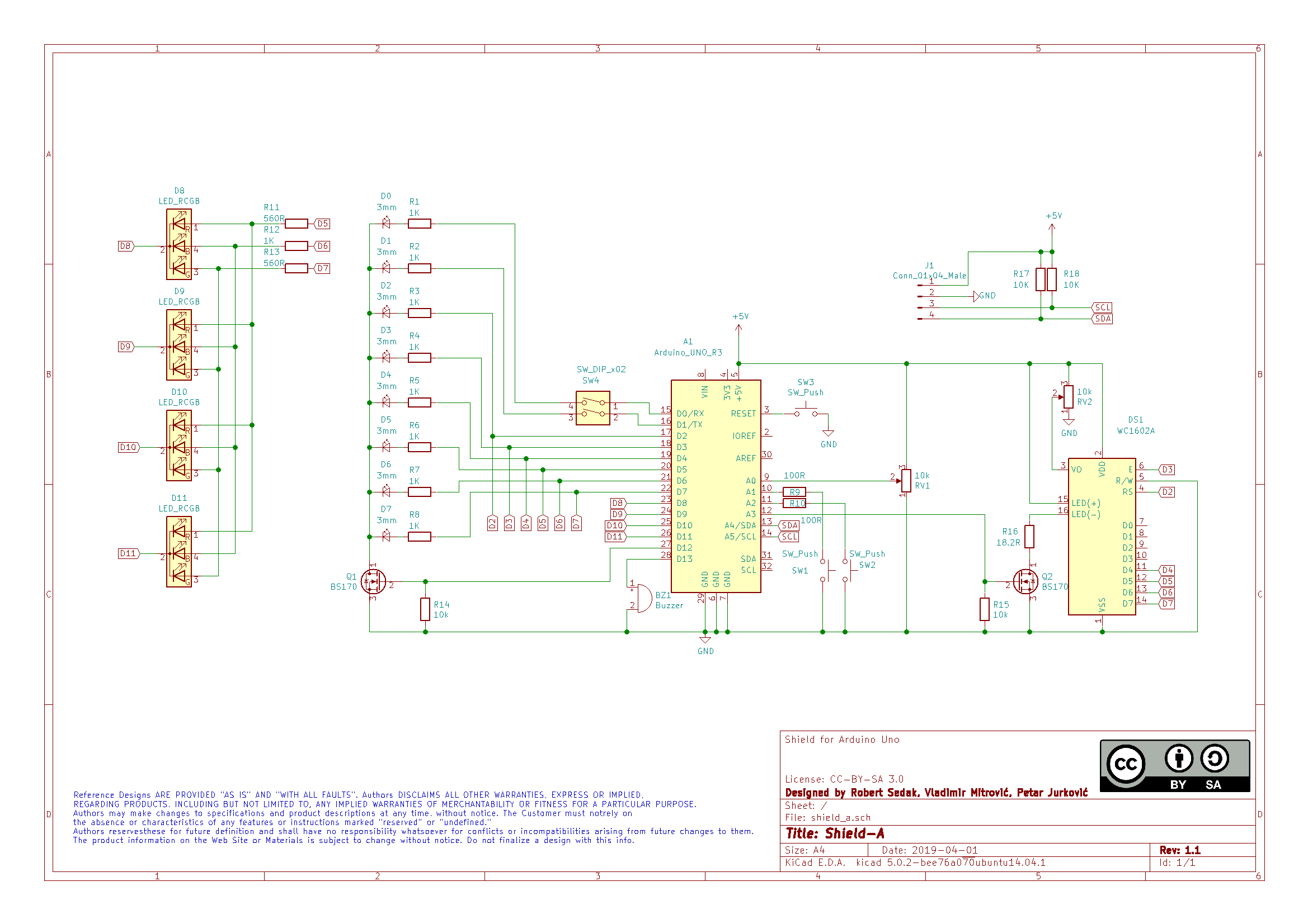 Shield a schematic tx7s6llog9