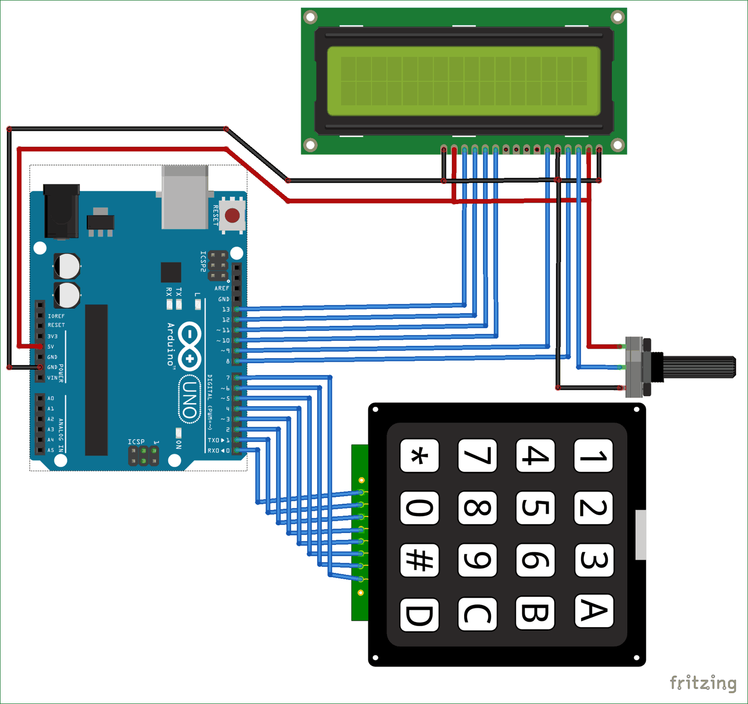 Arduino Calculator Arduino Project Hub