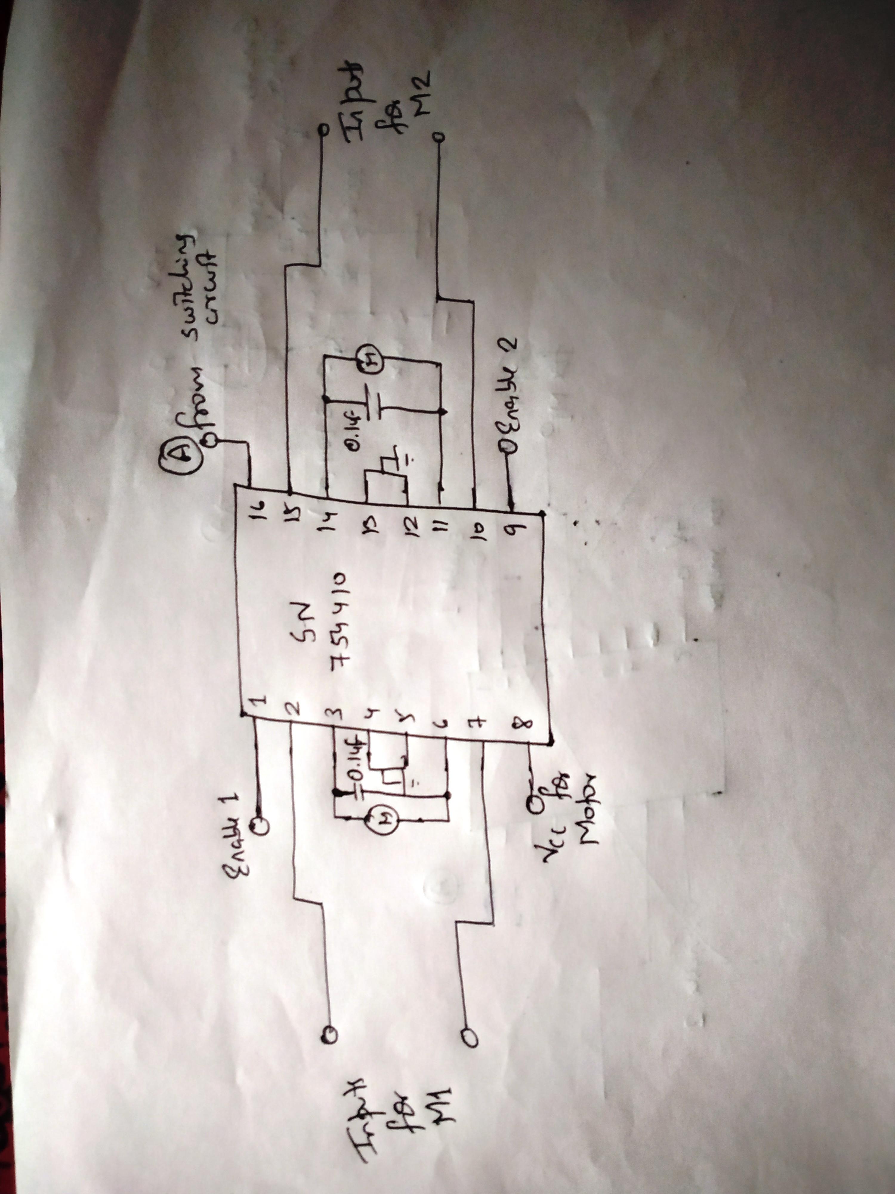 Motor driver circuit 9cs3rt8vdm