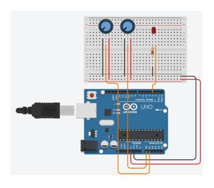 Circuit remote yknmhbdbdd