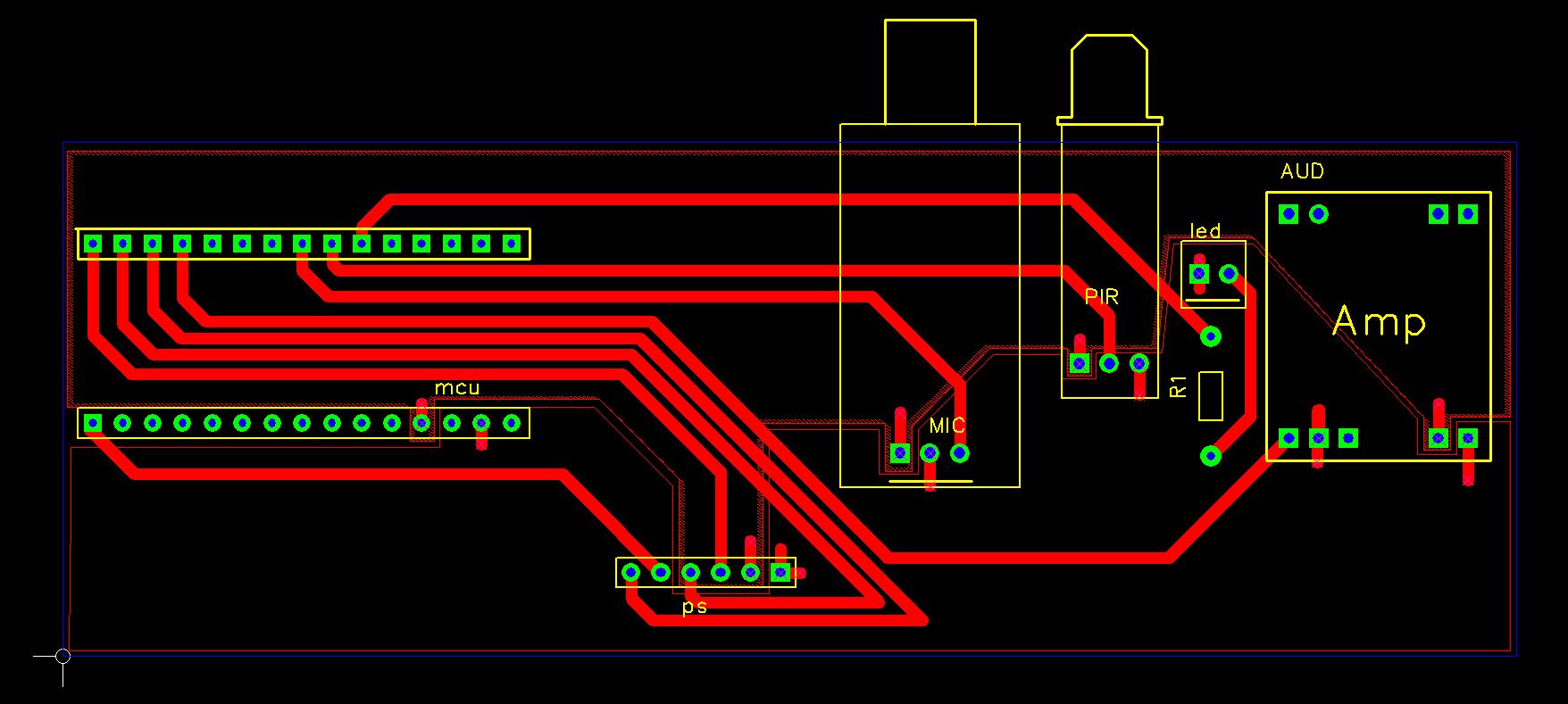 Pcb design x0hhcit4qp