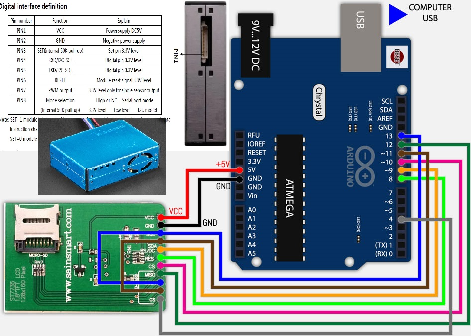 Tft display arduino with sd card connect eiofxnzvxb