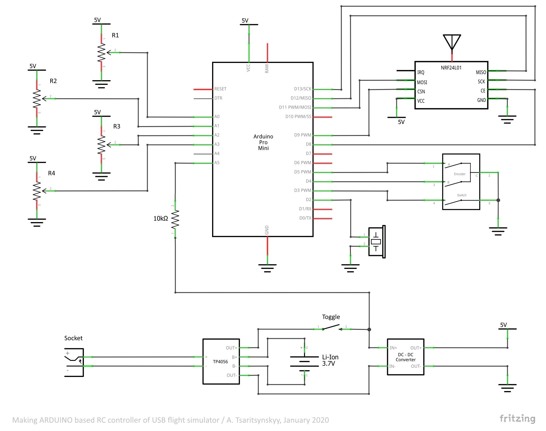 Circuit tr 1wsrurni4k