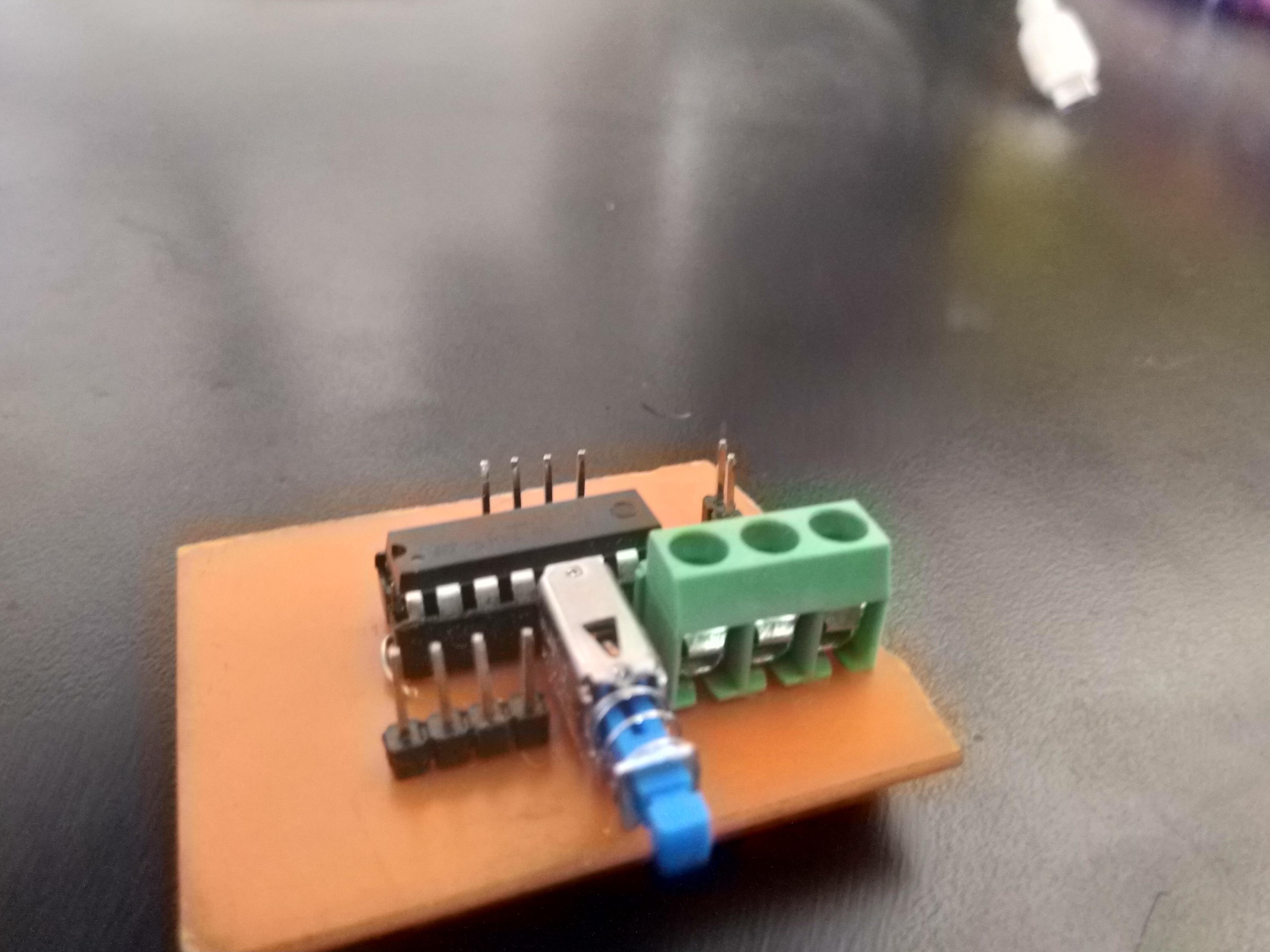 L293d sdtech robotics pcb top side qjht9lqt5z