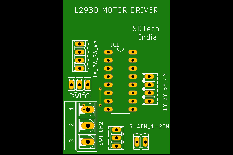 L293d sdtech robotics efa5txrpjl