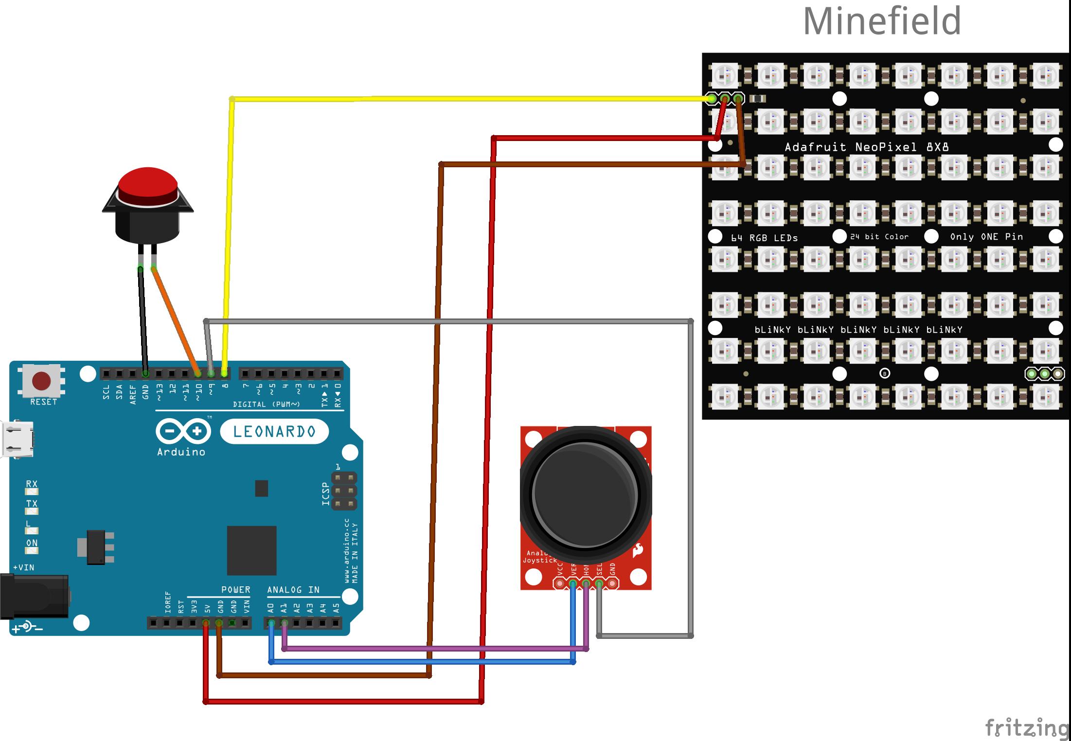 Minesweeper bb k32oclscim