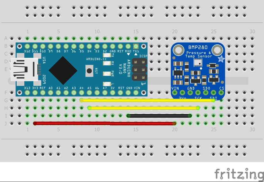 Weather station iot bb gkivefzit4