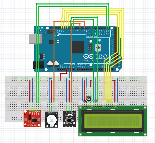 Arduino alarm q57xoadchd