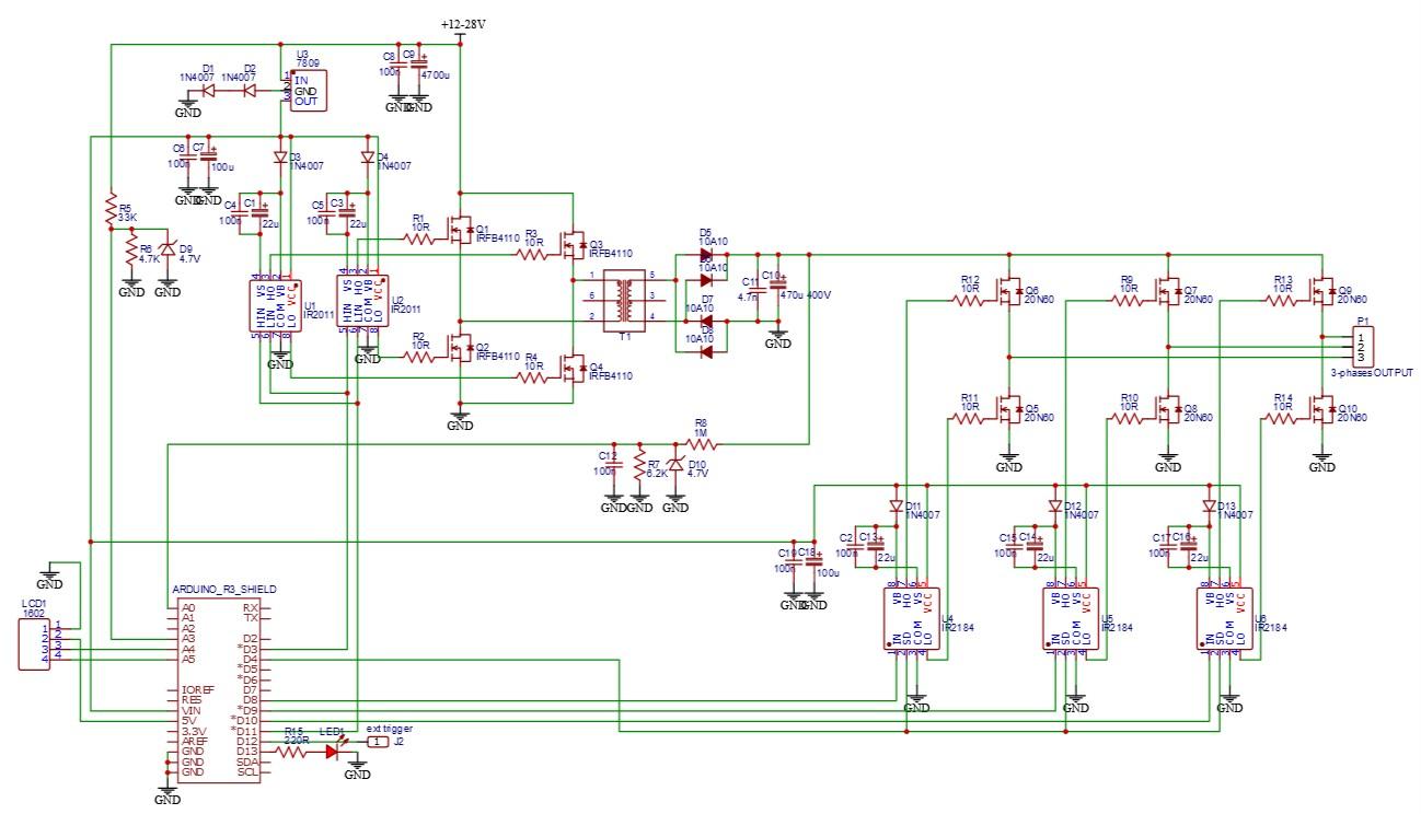 3 phases inverter diagram fnnipwiqa7