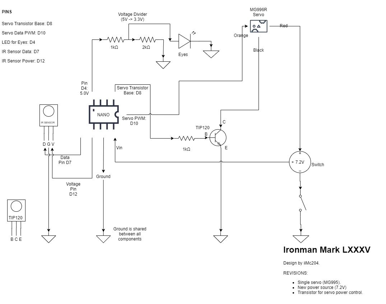 Mark 85 schematic l758emo6me