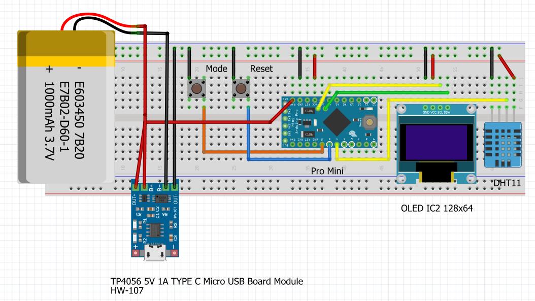 Monitor oled version breadboard in4sz6pyhx