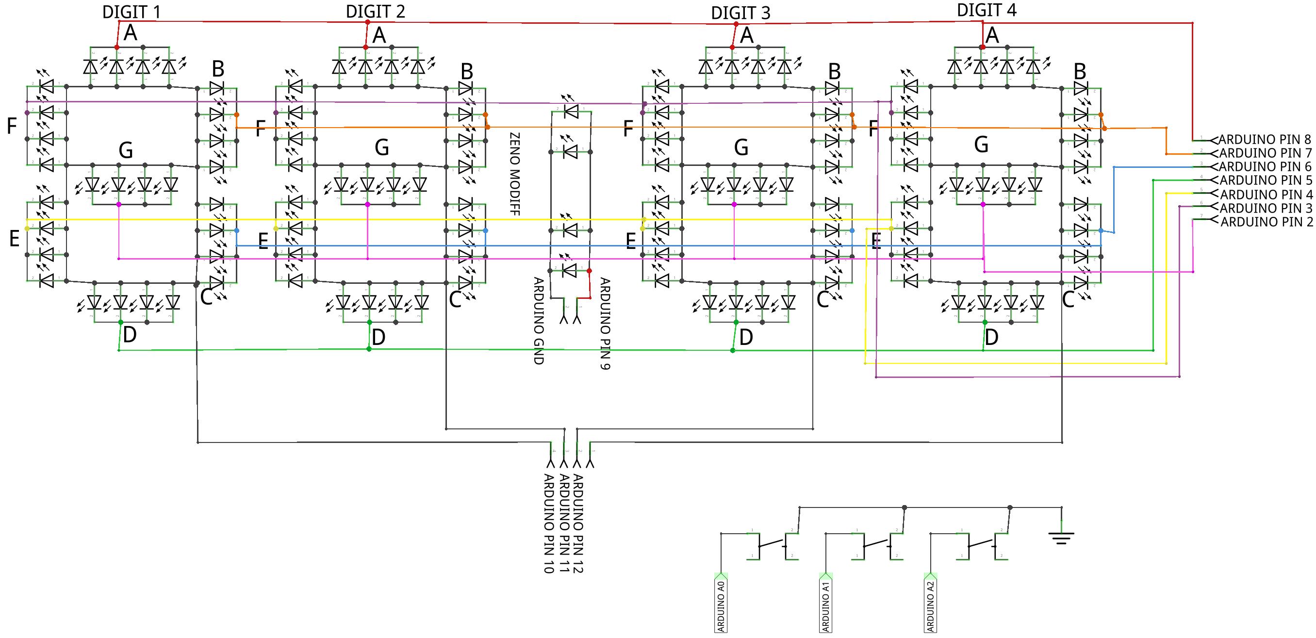 7 segment clock fritzing schem vflxt8cbo9