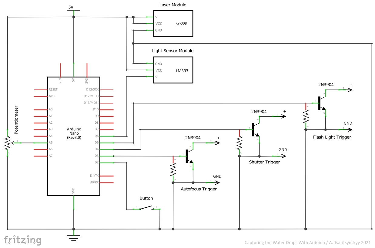 7   circuit en tdr3x4foaz