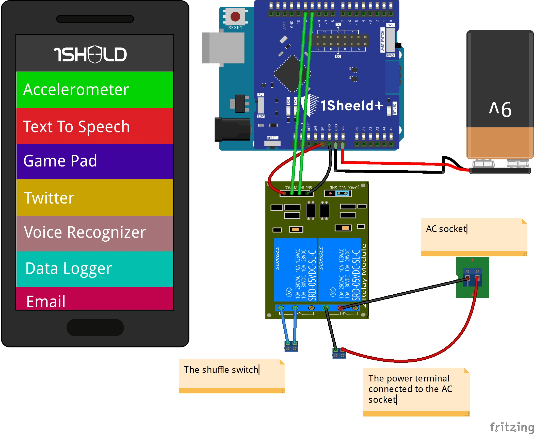Control Christmas Lights with Voice Commands using Arduino ...