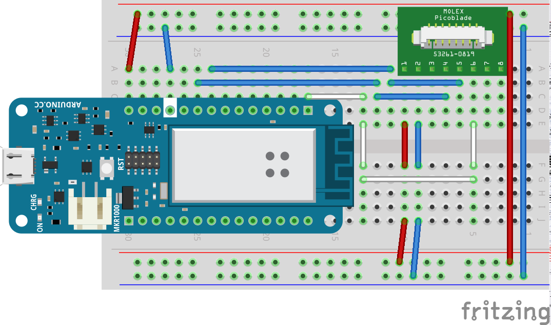 Arduino mkr1000 smart city project grkhrxrlt8