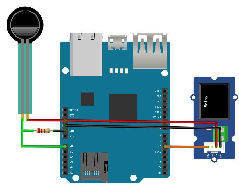 Arduino wiring jutlmecazu