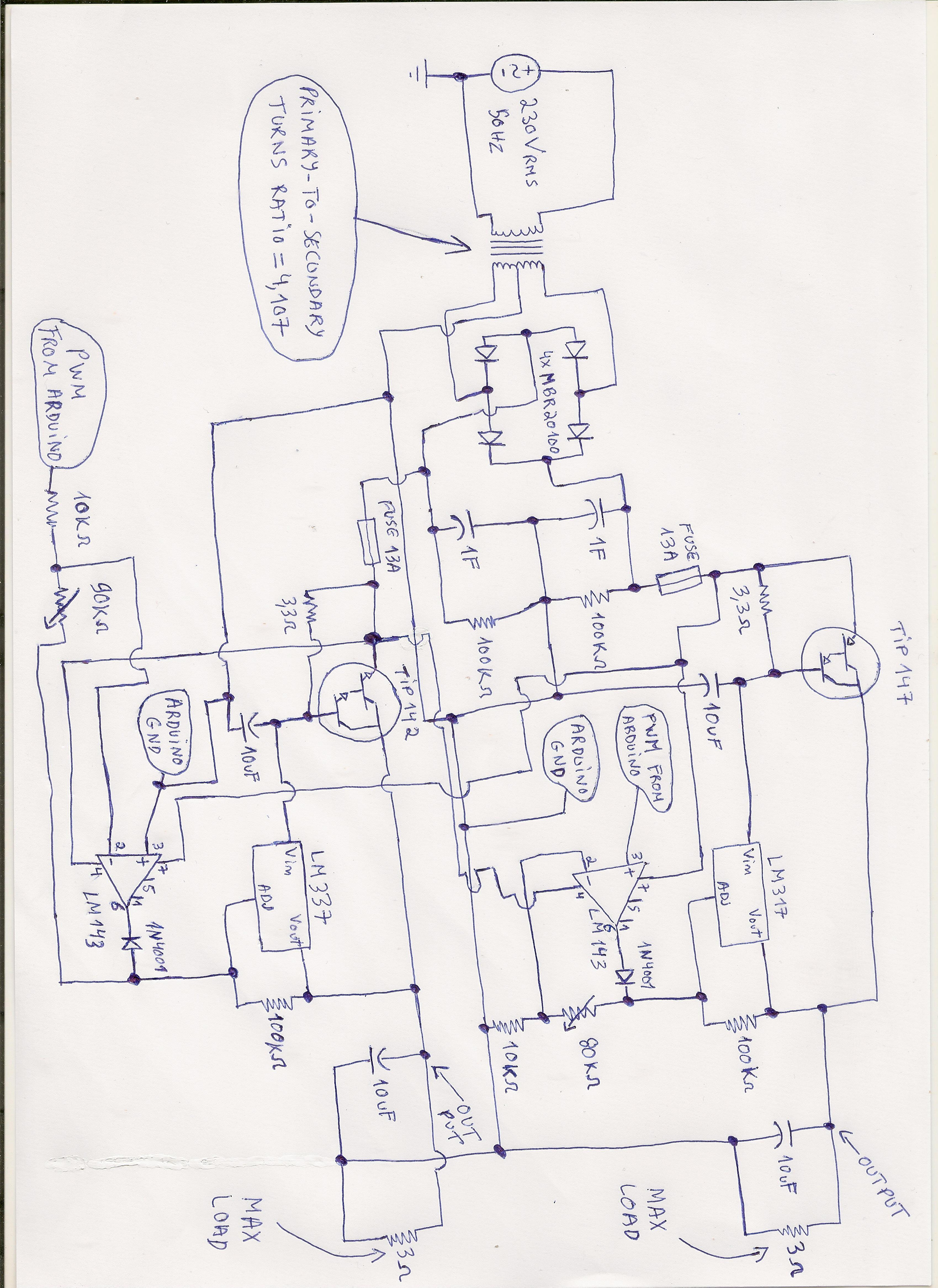 Power supply circuit 0wxpwhm1kw