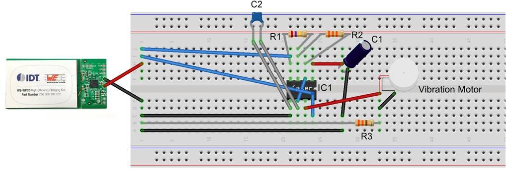 Pulse generating circuit diagram 1nvuemfmwf