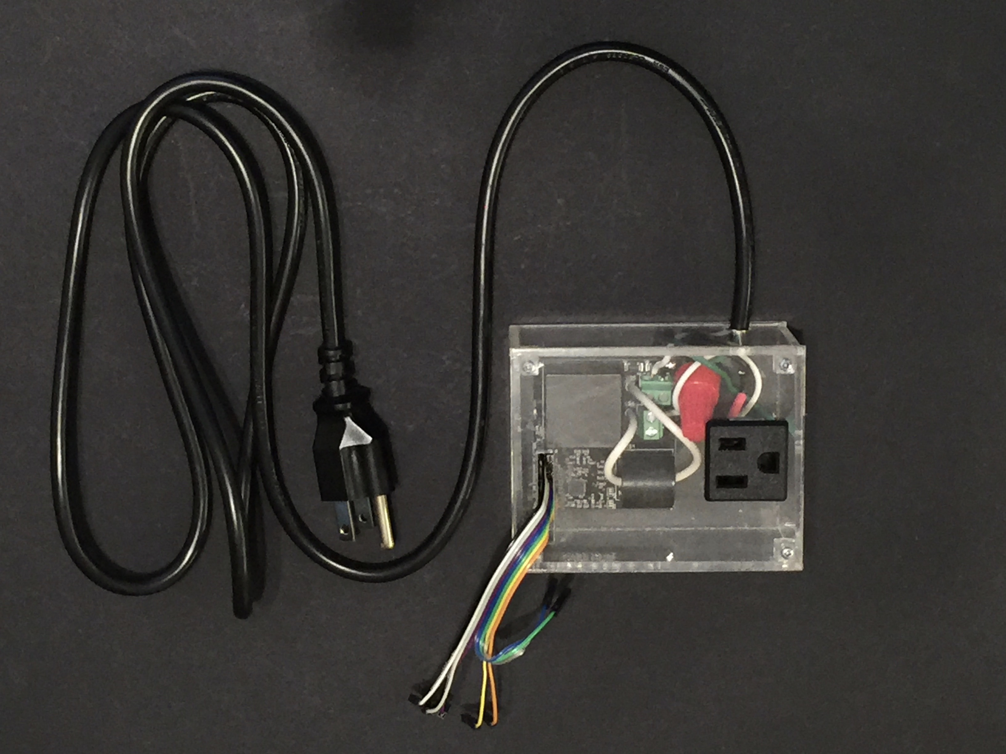 Internet Connected Energy Monitor Hackster Io