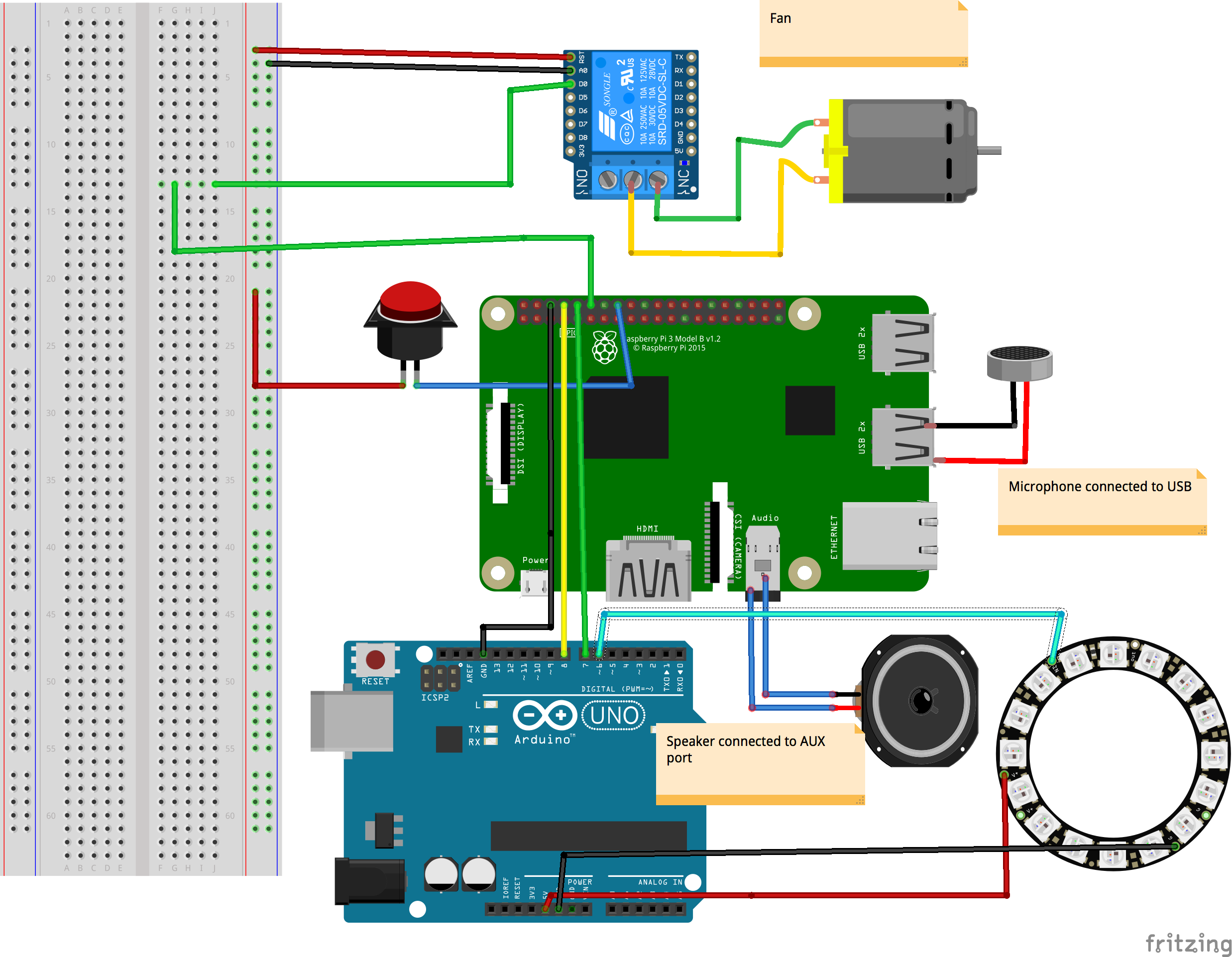 Smartfan with arduino w46wii84qp