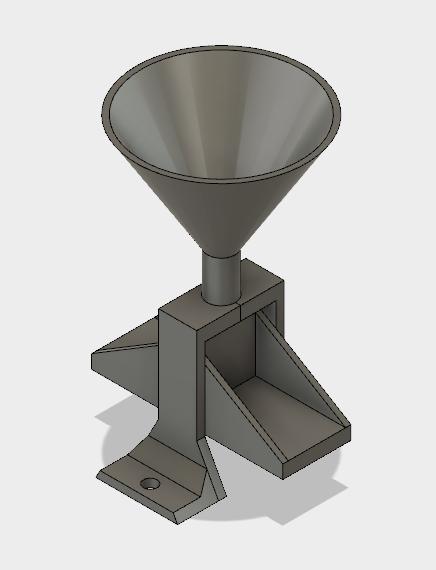 Rainometer assembly gx6bsaktme
