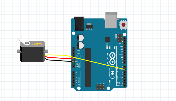 How To Use Servotimer2 Library Simple Explain Servo Sweep Arduino Project Hub