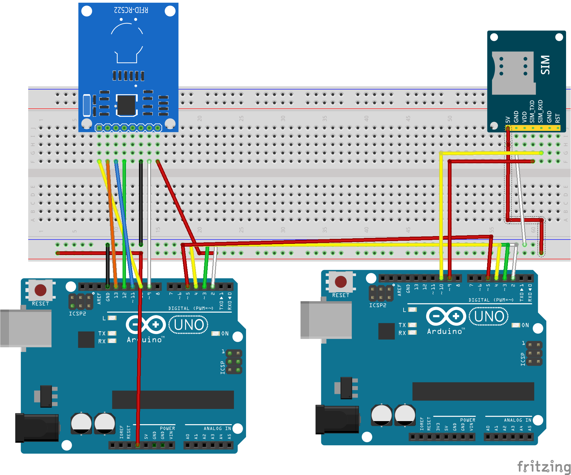 Arduino uno r3 with rfid rc522 bb 9a4mnkiy8g
