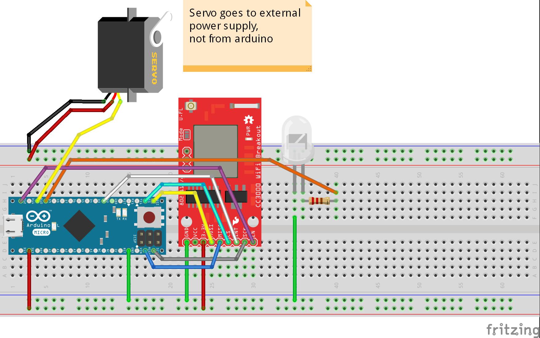 Iot led bb fl4sft4e3p