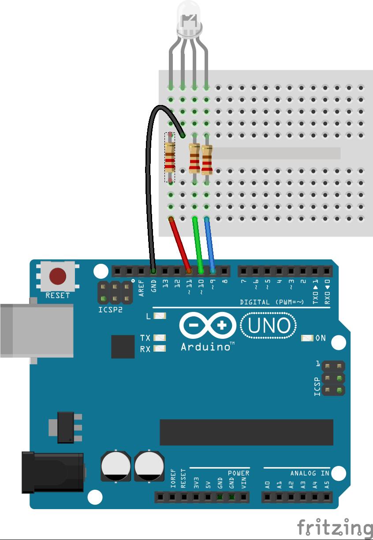 Arduino RGB LED Tutorial - Arduino Project HubArduino Create