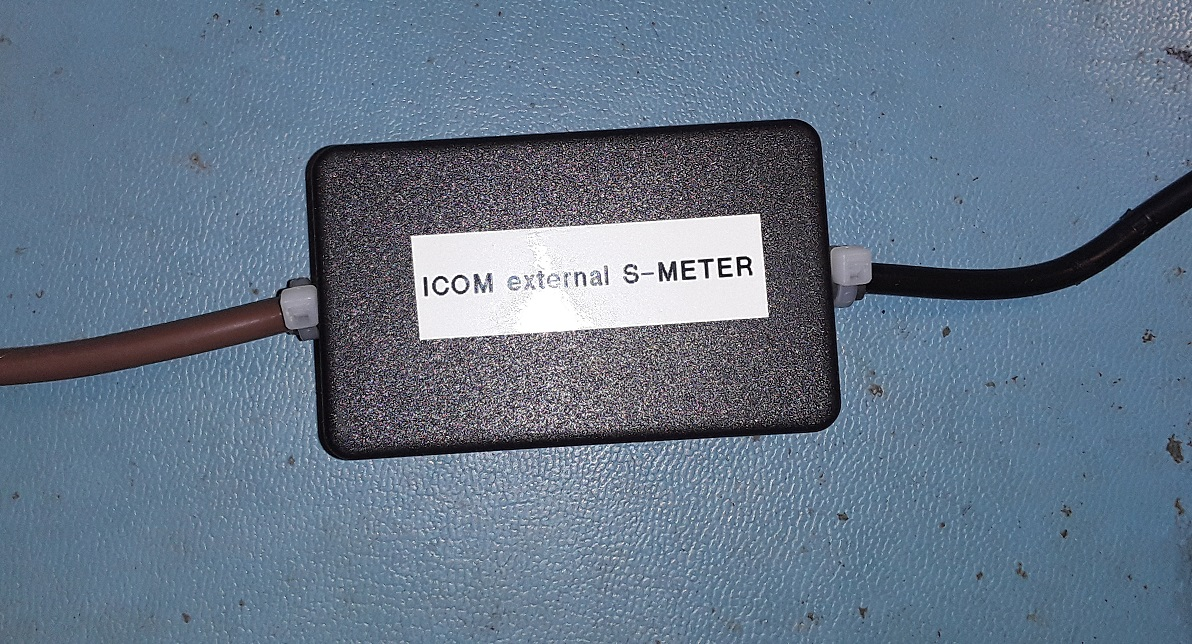 Icom ci v   arduino external s meter 2 2mlmq3xvm1