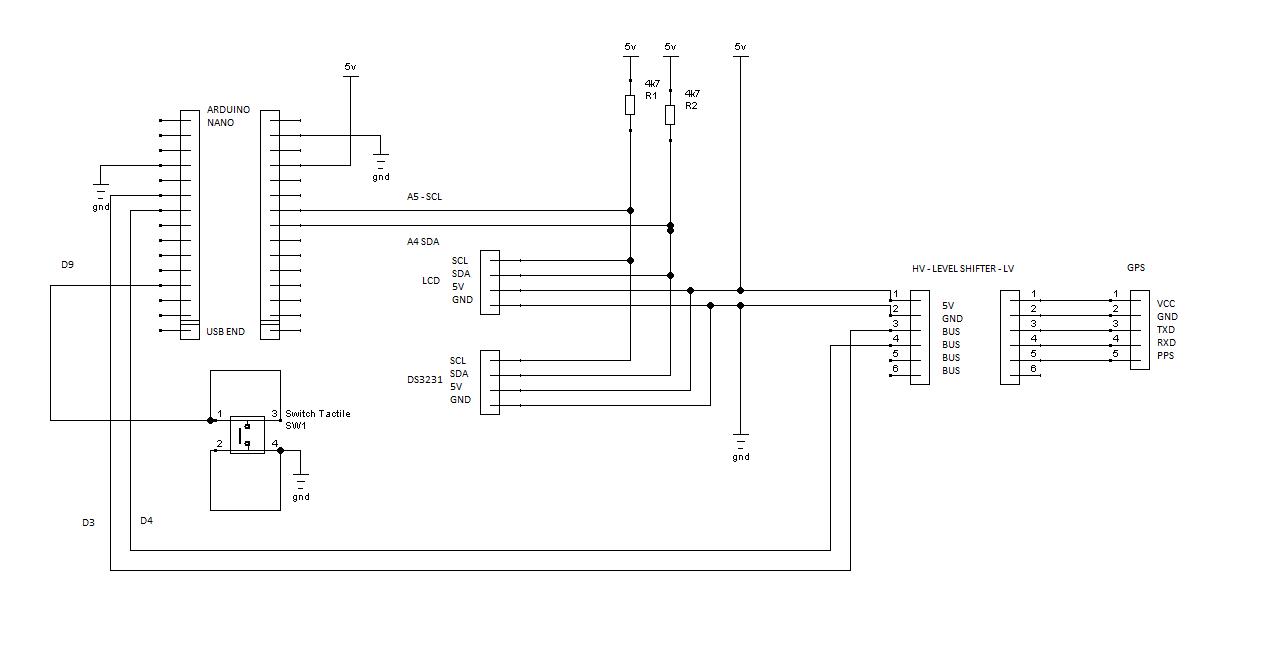 Ds3231 gps circuit o4fcgeyzqu