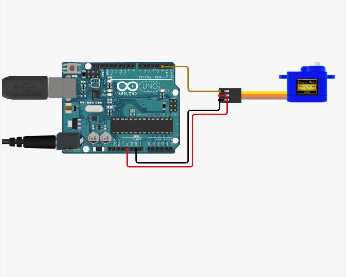 Simple Servo project for Beginners - Arduino Project HubArduino Create
