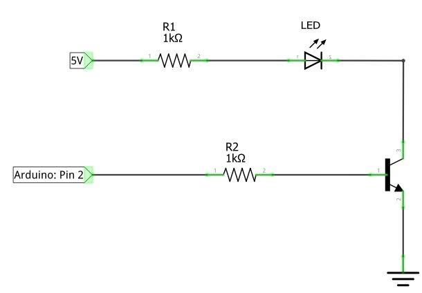 Switching using transistor 1oo1jidjca