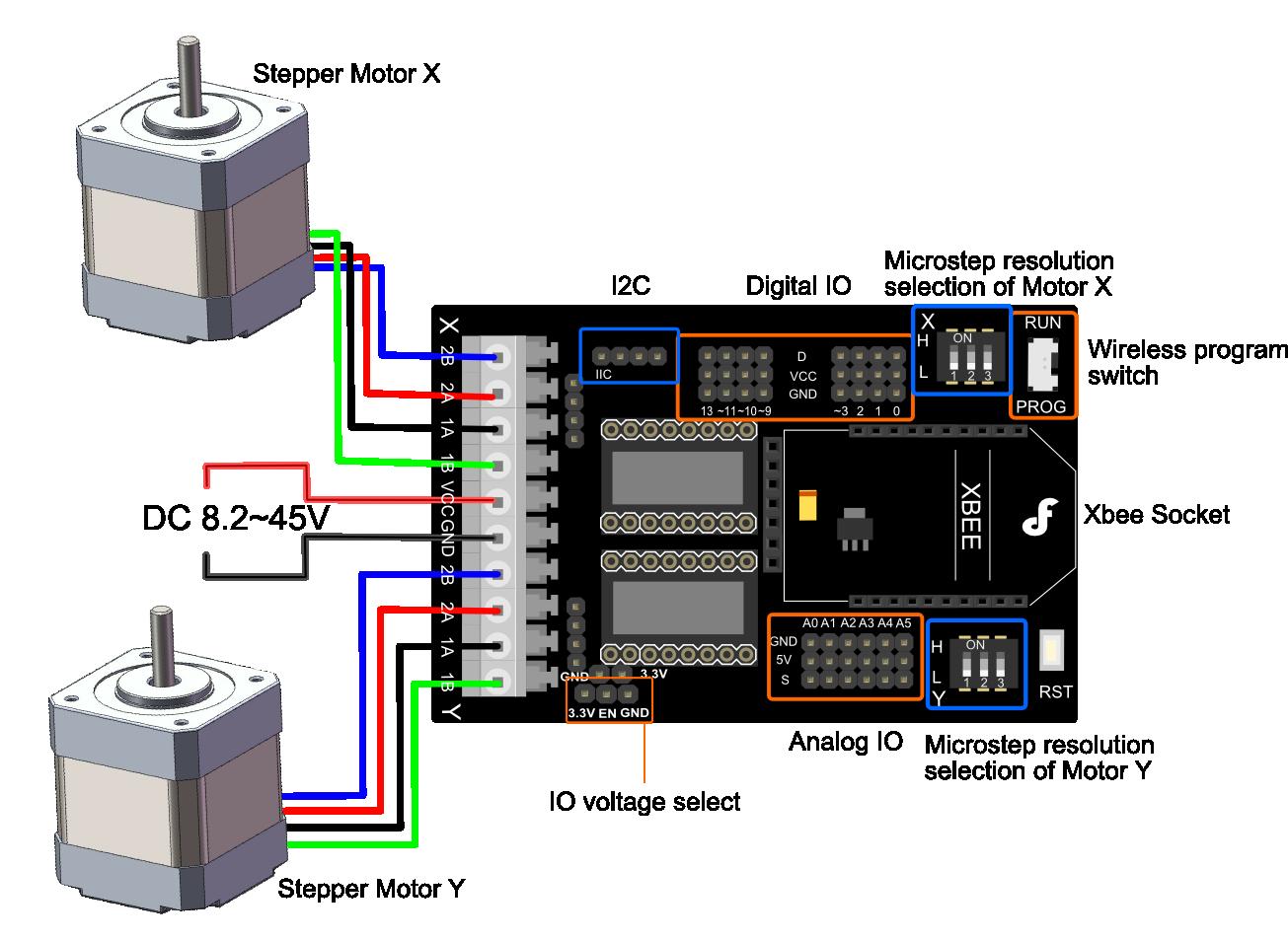 Dri0023 drv8825 layout osdyxhki3n