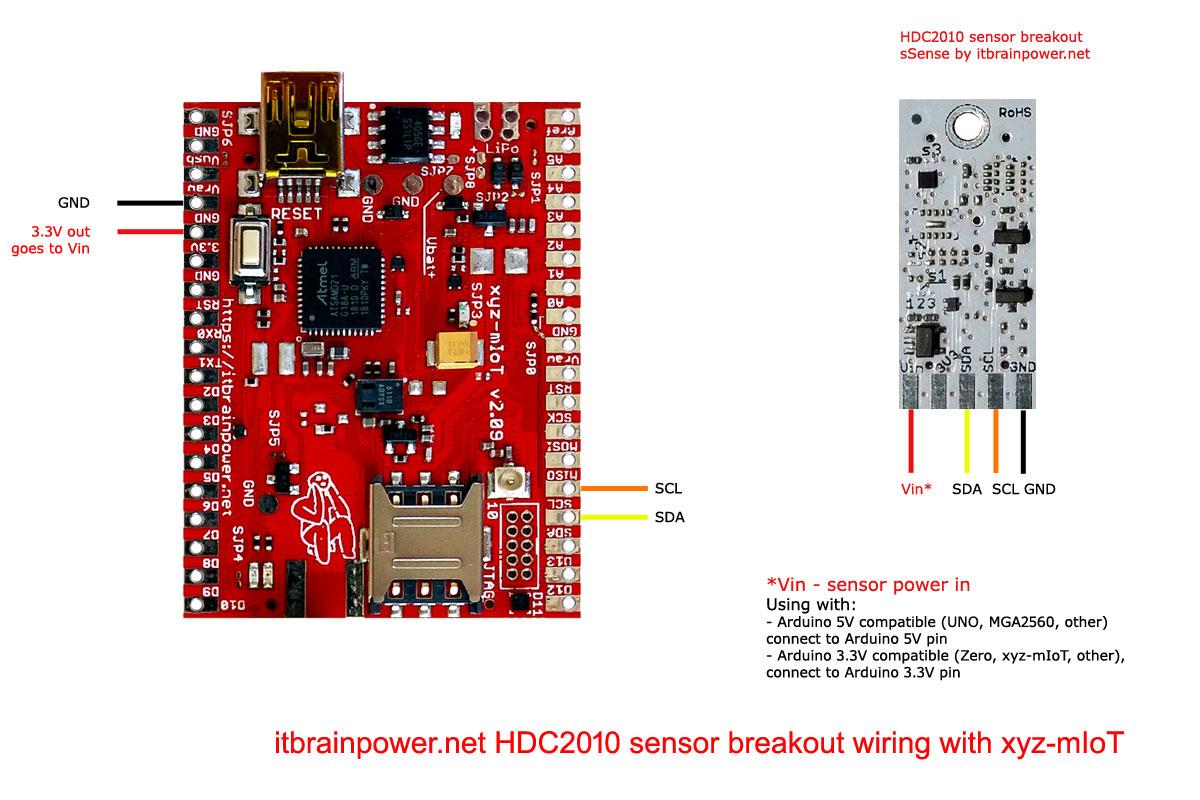 Hdc2010 arduino wiring xyz miot wrlr1xhvmf