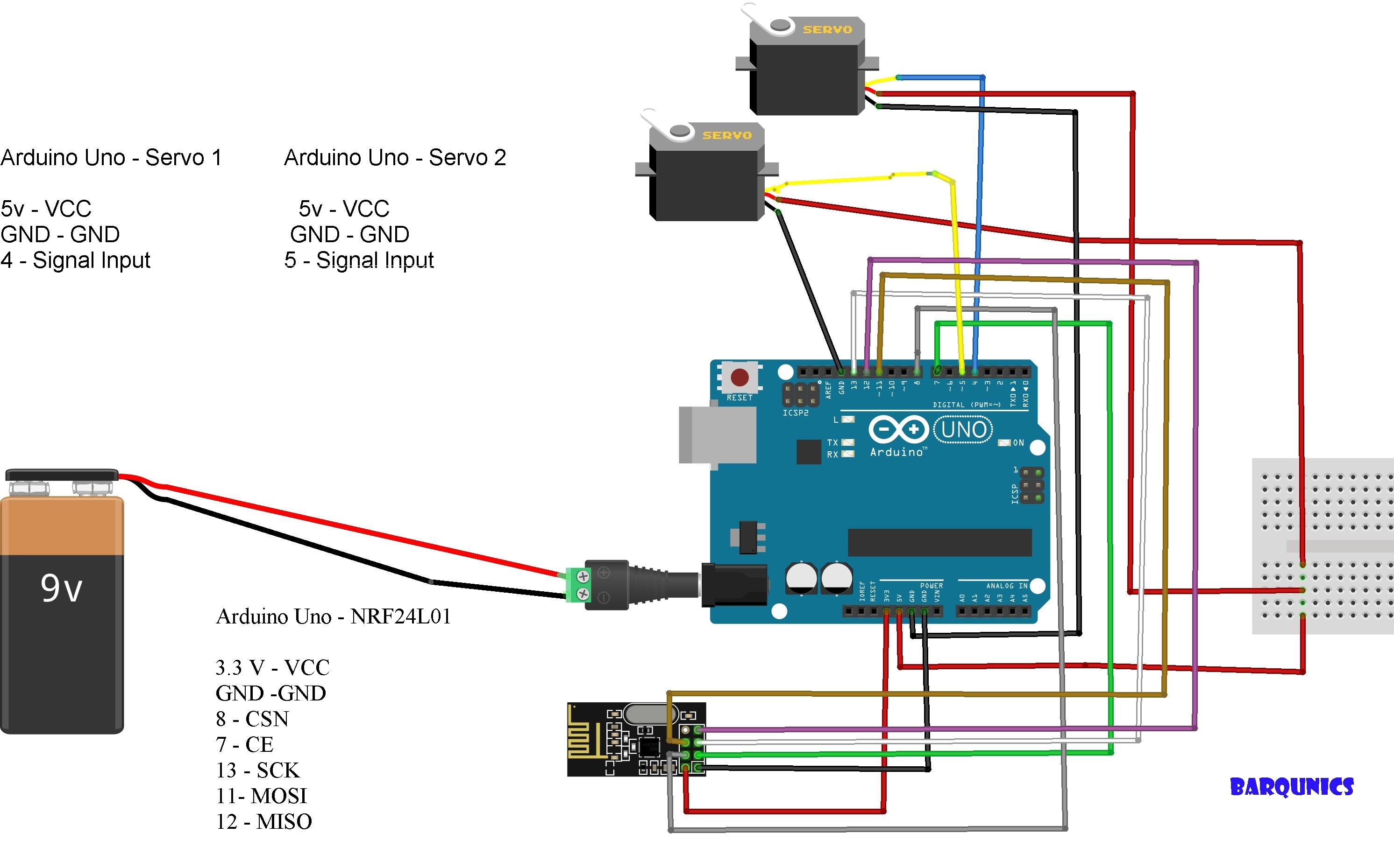 Receiver schematic 7nkr3hzirj
