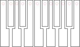 Pianokeystemplate tqbvfyjqaf