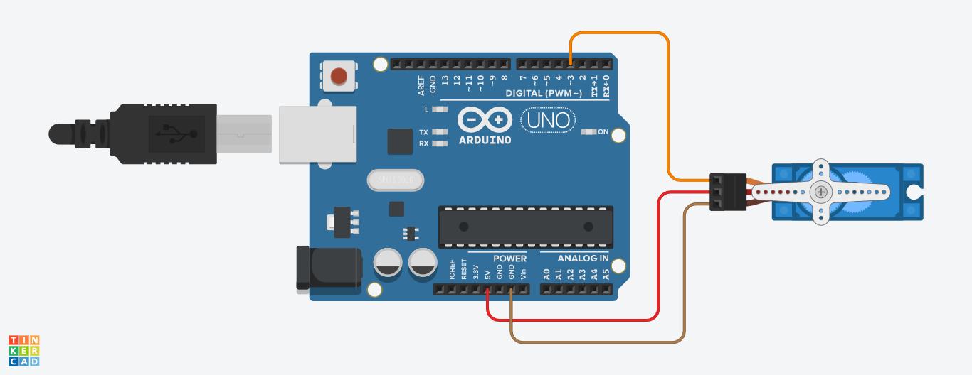 Working with micro servo motor xucy3jwveg