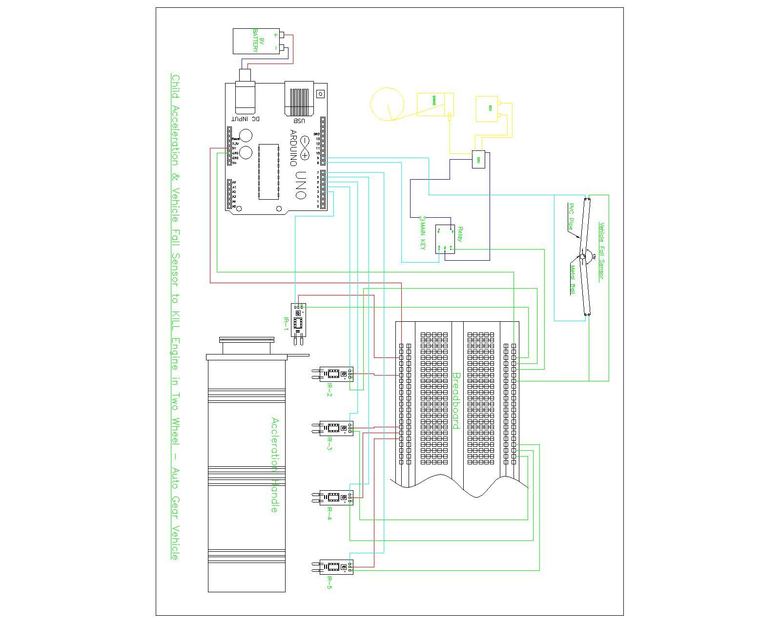 Arduino circuit t1ankkfxkx