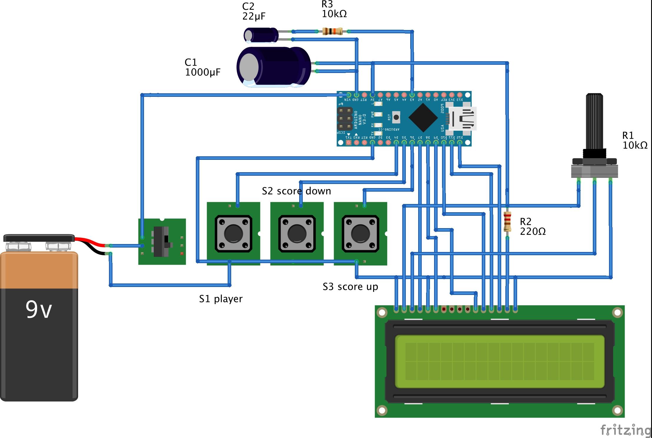 Multi player point tracker bb b39si5cykv