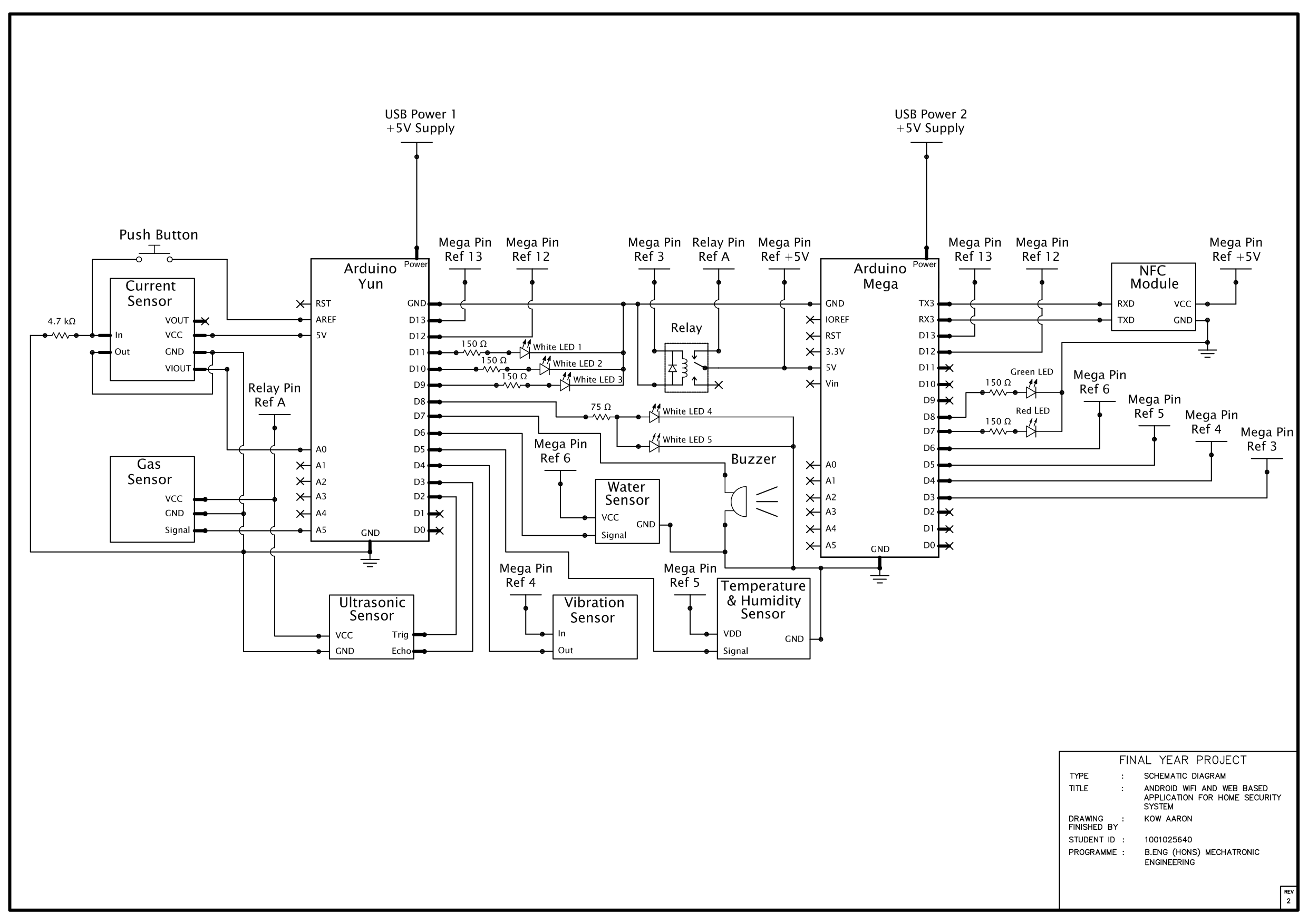 Fyp schematic diagram rev2