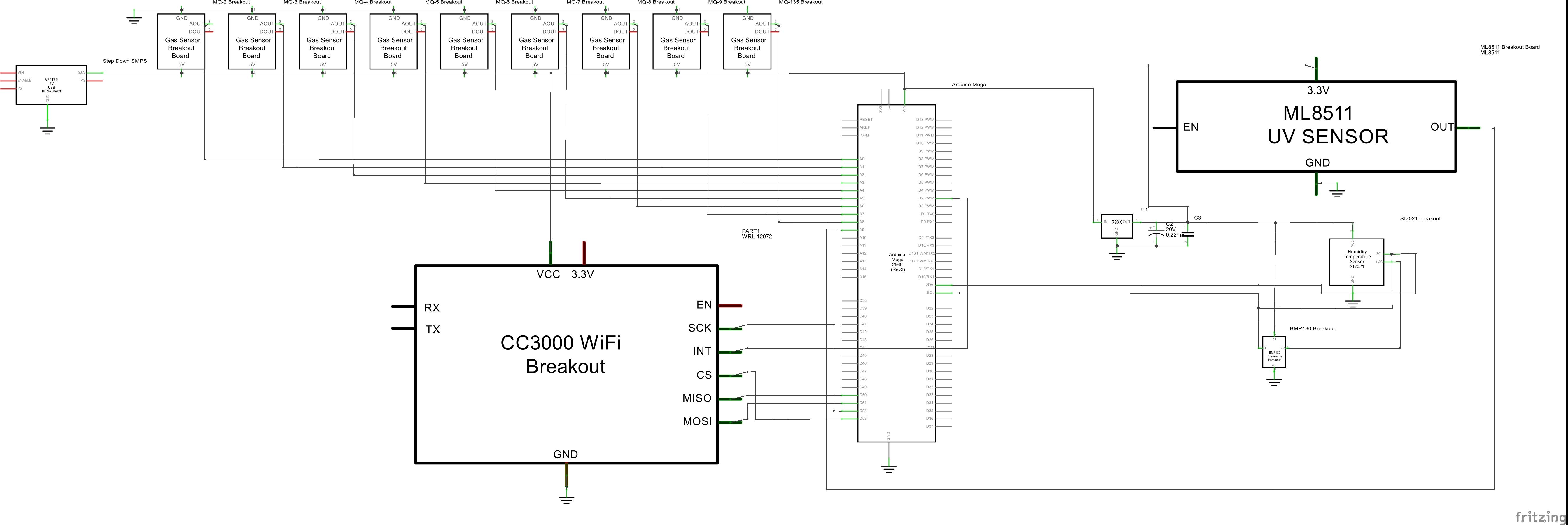 Arduinoem schem