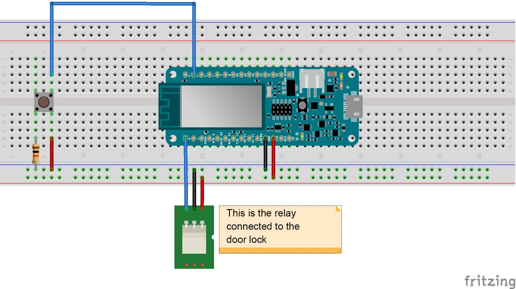 Doorbelltransmitter