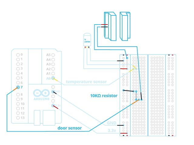 Commercialfreezer circuit step3