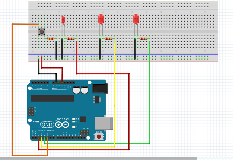 traffic lights - arduino project hub arduino traffic light wiring diagram block diagram of traffic light control system arduino create