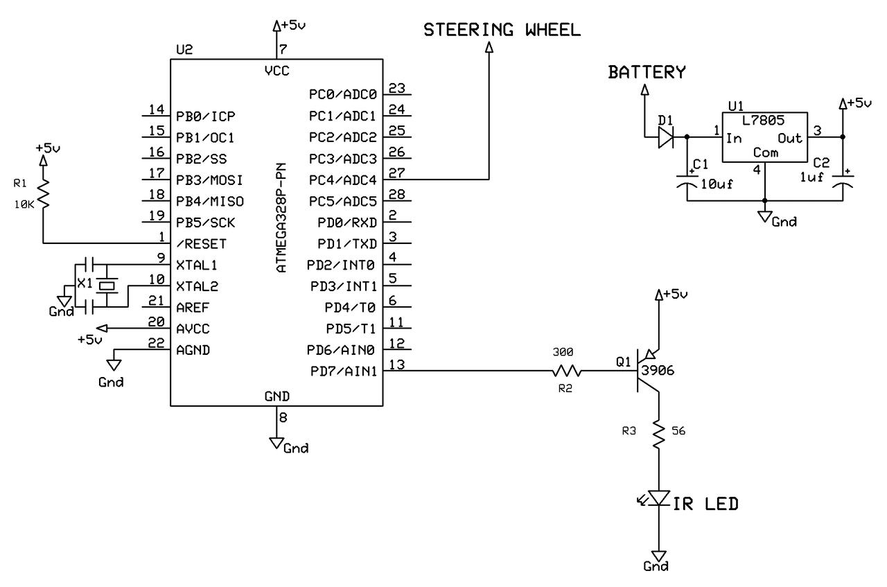 Jeepioneer schematic
