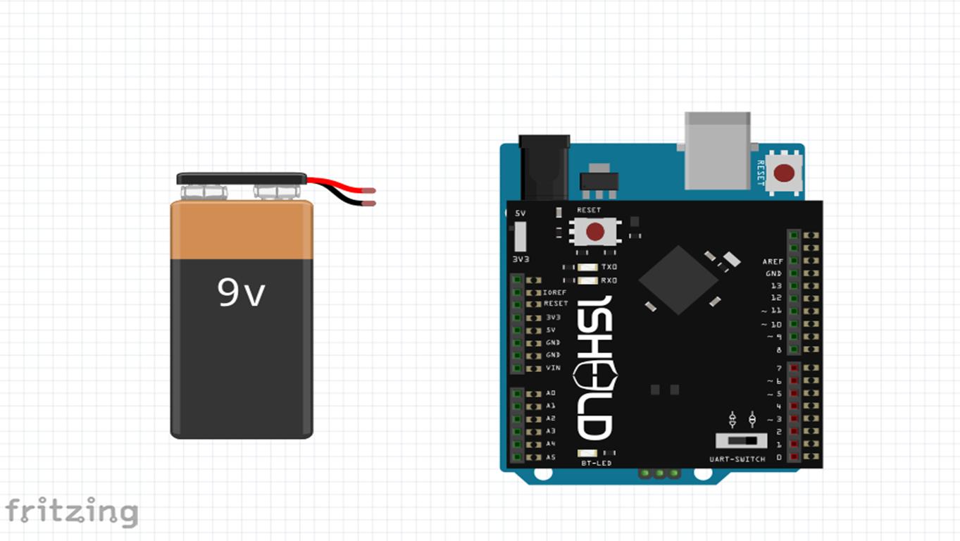 1sheeld arduino assembly